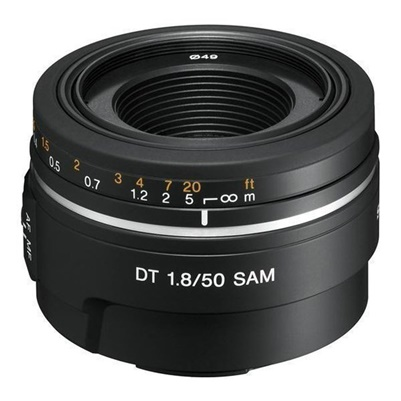 Sony SAL DT 50mm/1,8 SAM