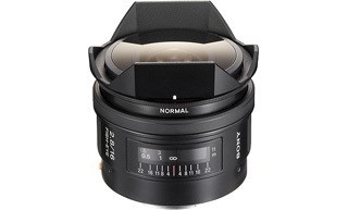 Sony SAL 16mm/2,8 Fisheye