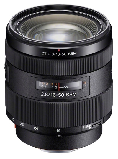 Sony SAL DT 16-50mm/2,8 SSM