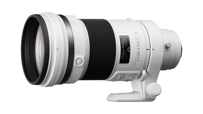 Sony SAL 300mm/2,8 G SSM II