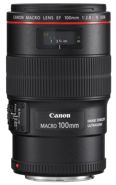 Canon EF 100mm/2,8L IS USM Macro