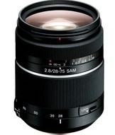 Sony SAL 28-75mm/2,8 SAM