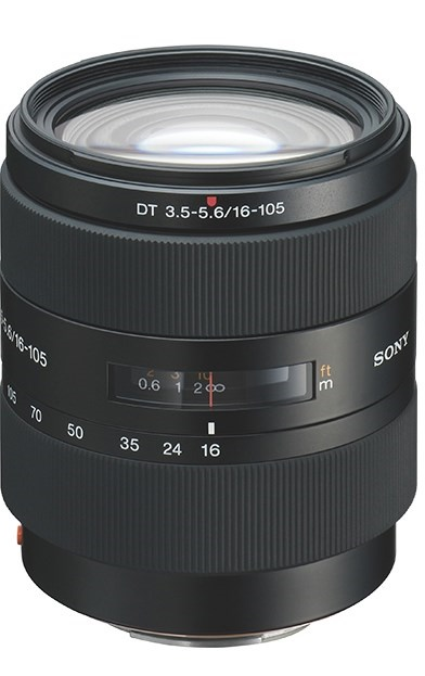 Sony SAL DT 16-105mm/3,5-5,6