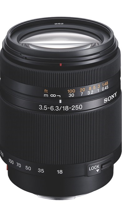 Sony SAL DT 18-250mm/3,5-6,3