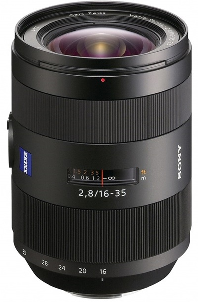 Sony SAL 16-35mm/2,8 ZA SSM Zeiss