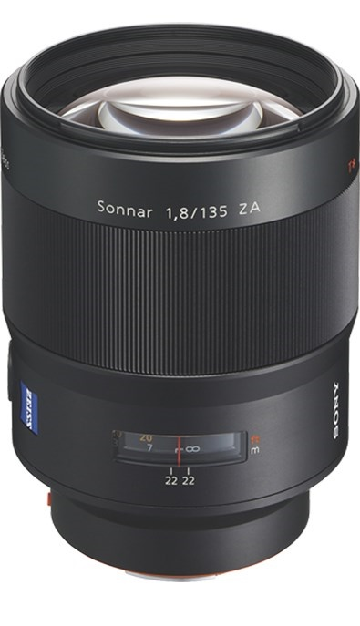 Sony SAL Zeiss Sonnar T* 135mm/1,8 ZA