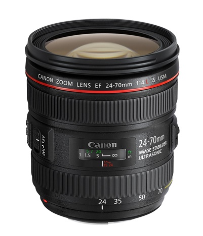 Canon EF 24-70mm/4L IS USM