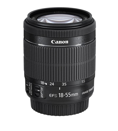 Canon EF-S 18-55mm/3,5-5,6 IS STM