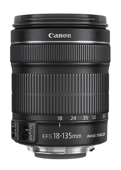 Canon EF-S 18-135mm/3,5-5,6 IS STM