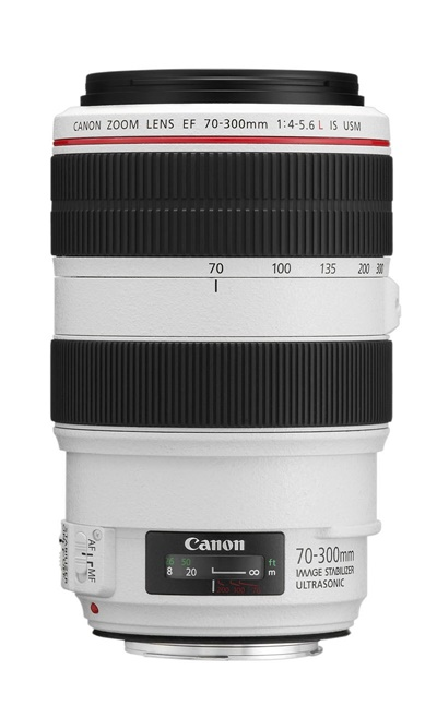Canon EF 70-300mm/4-5,6L IS USM