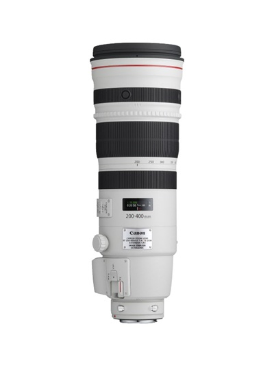 Canon EF 200-400mm/4L IS USM + Extender 1,4x