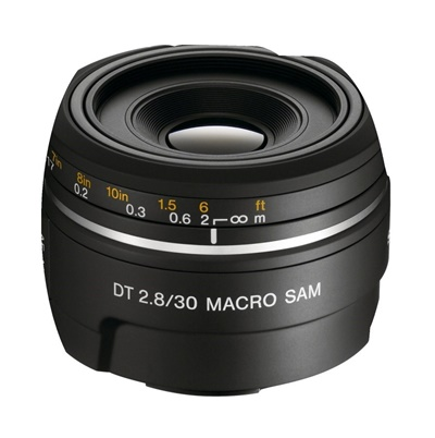 Sony SAL DT 30mm/2,8 SAM Makro