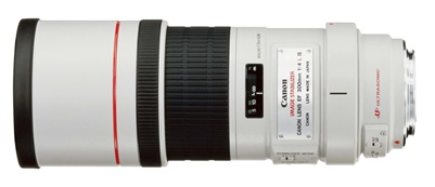 Canon EF 300mm/4L IS USM