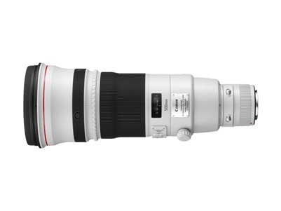 Canon EF 500mm/4 L IS II USM