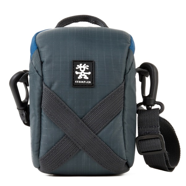 Crumpler LIGHT DELIGHT 200 STEEL GREY