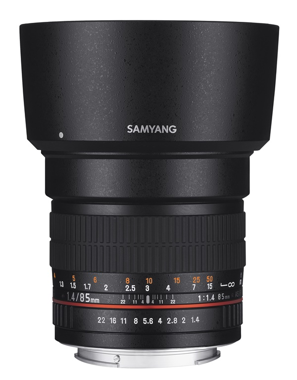 Samyang 85mm/1.4 AS IF UMC MFT