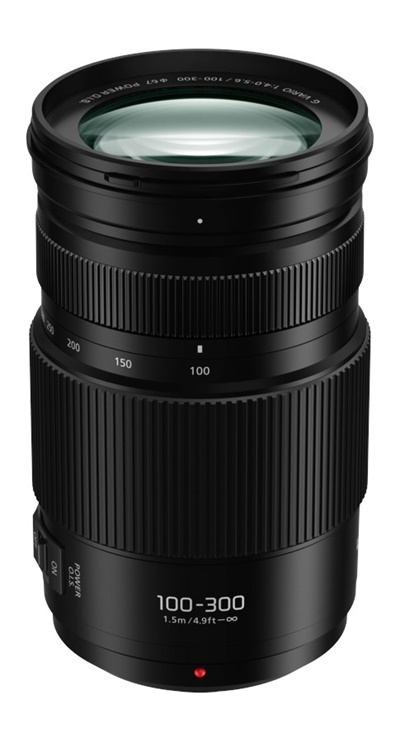 Panasonic Lumix G Vario 100-300mm/4-5,6 II Power O.I.S.