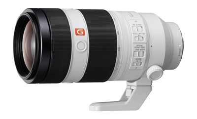 Sony SEL FE 100-400mm/4,5-5,6 GM OSS