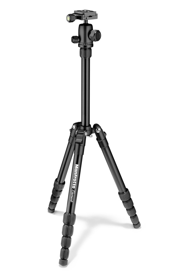 Manfrotto Element Traveller Kit klein, schwarz