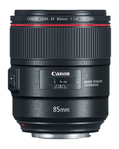 Canon EF 85mm/1,4L IS USM