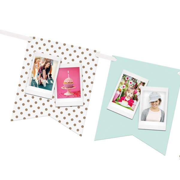 Fujifilm Instax Girlande Happy Birthday