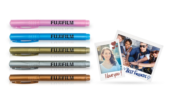 Fujifilm instax Metalic Pen Set