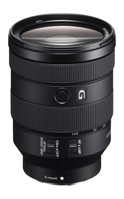 Sony SEL FE 24-105mm/4 G OSS