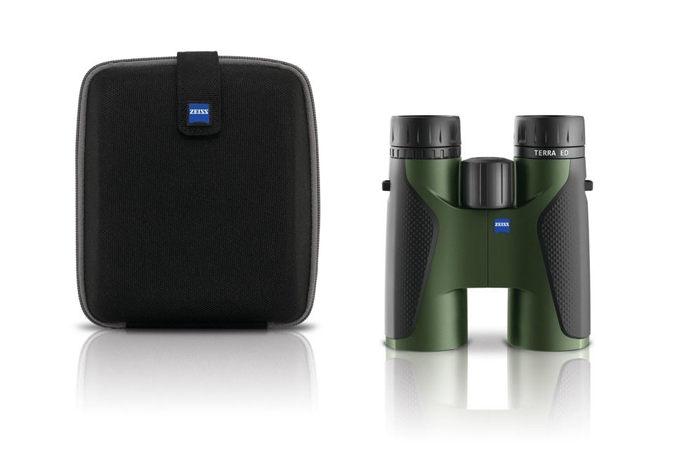 Zeiss terra ed 8x42 schwarz grün neues modell