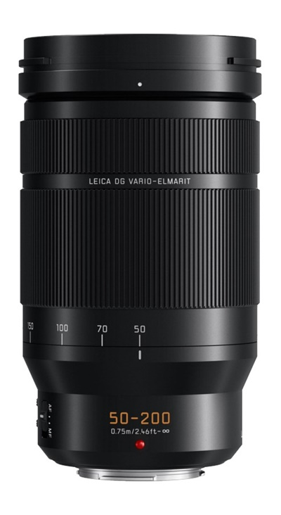 Panasonic DG Vario-Elmarit 50-200mm/2,8-4 Asph. Power OIS