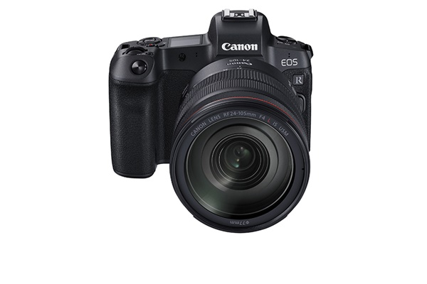 Canon EOS R + RF 24-105mm/4L USM + EF-EOS R Adapter | abzgl. 100€ Sofortrabatt