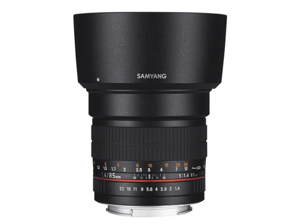Samyang 85mm/1,4 AS IF UMC Canon