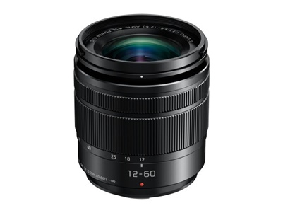Panasonic Lumix G Vario 12-60mm/3,5-5,6 Asph. OIS