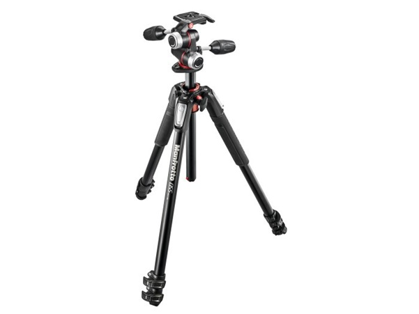 Manfrotto MK055XPRO3-3W-Neiger