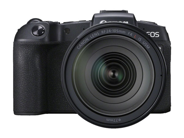 Canon EOS RP + RF 24-105mm/4 L IS USM + EF-EOS R Bajonettadapter