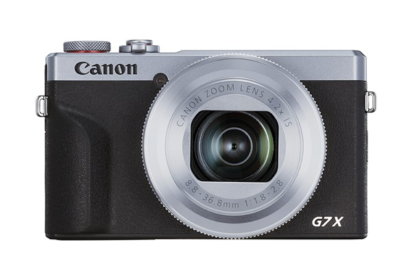 Canon PowerShot G7 x Mark III silber - 40€ Sofortrabatt