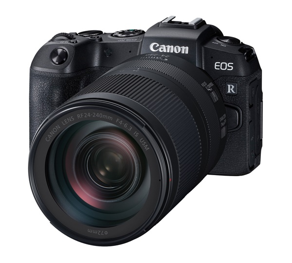 Canon EOS RP + RF 24-240mm/4-6,3 IS Nano USM | abzgl. 100€ Sofortrabatt