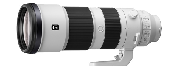 Sony SEL FE 200-600mm/5,6-6,3 G | abzgl. 100€ Cashback | Black Sale