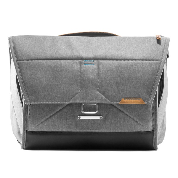 "Peak Design Everyday Messenger 15"" V2 ash"
