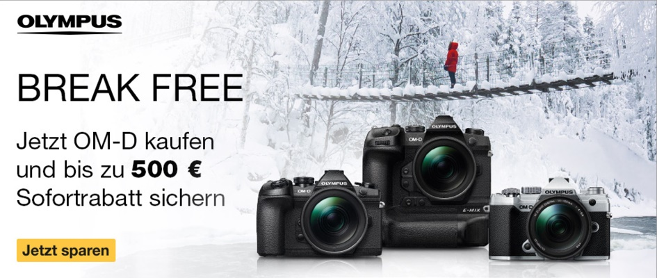 Olympus Winter Deal